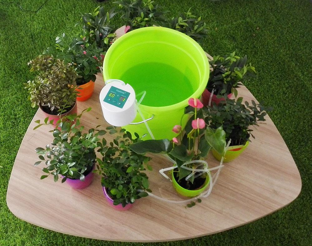 Автоматический полив домашних растений
